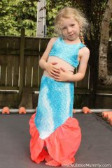 How to make a mermaid outfit